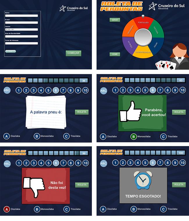 A Doka Comunicação desenvolve jogo educacional para tablet com muita interatividade 2