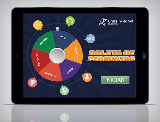 A Doka Comunicação desenvolve jogo educacional para tablet com muita interatividade