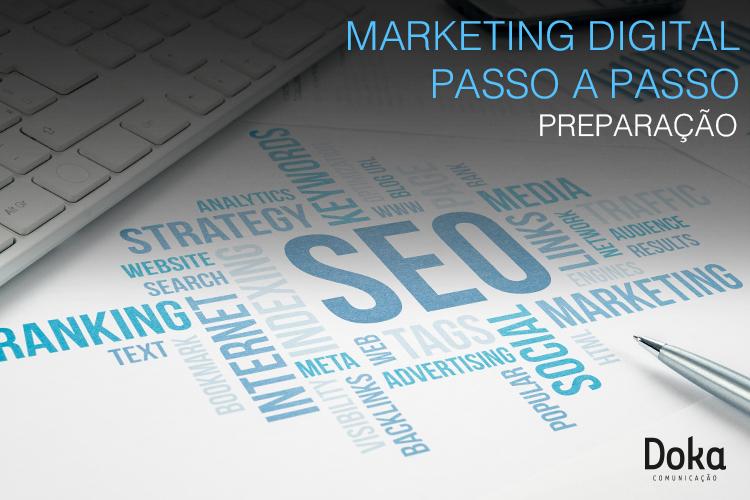 Marketing Digital Passo a Passo - Preparação