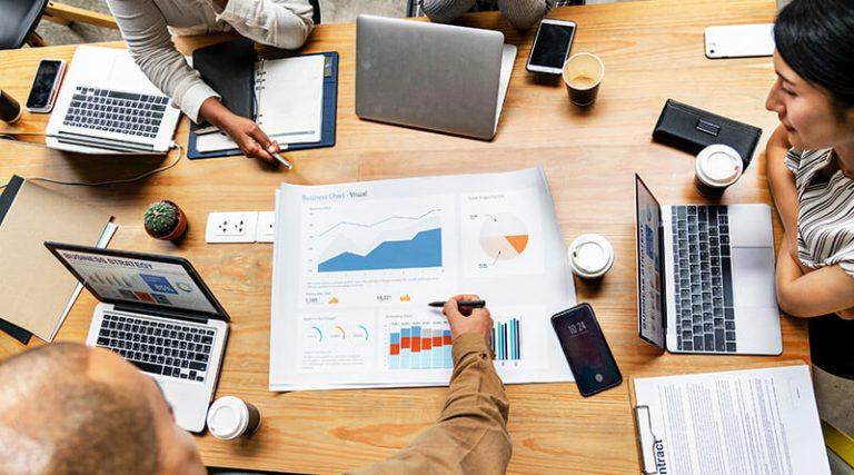 como fazer apresentações corporativas eficientes