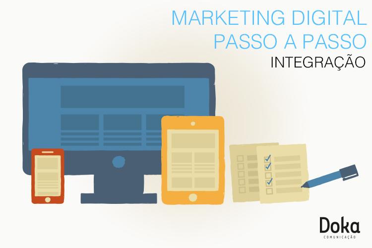 Marketing Digital Passo a Passo – Integração