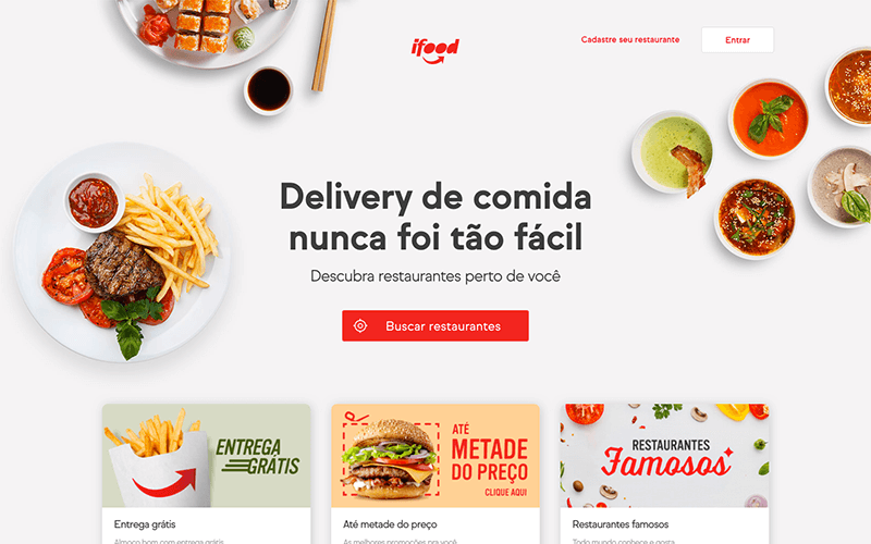 Use o ifood em sua estratégia de Marketing - Marketing para Restaurante