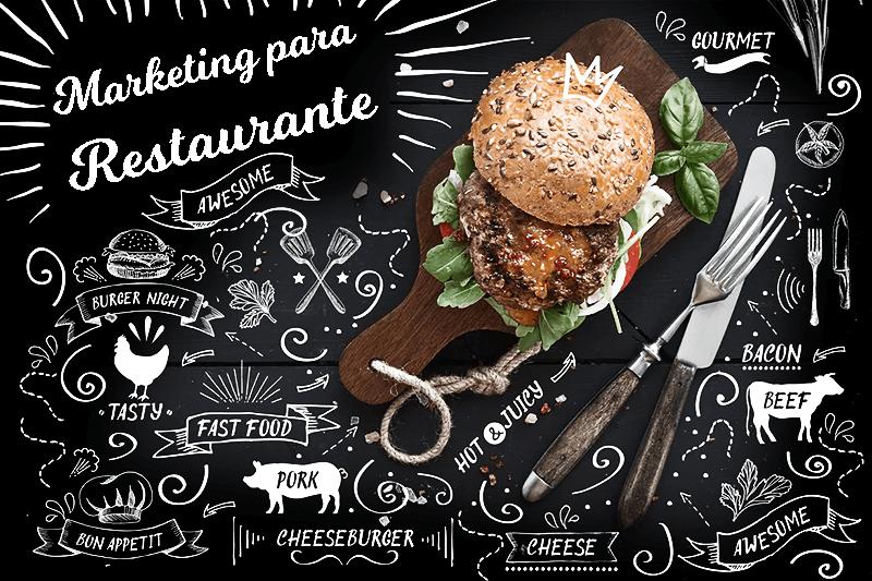 Faça Marketing de Conteúdo em seu restaurante - Marketing para Restaurante
