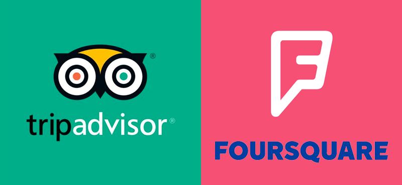 Use o Tripadvisor e FourSquare em estratégia de Marketing - Marketing para Restaurante