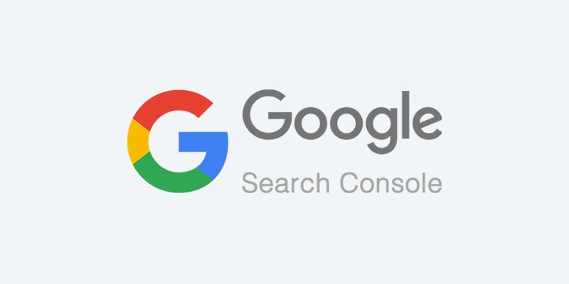 Ilustração de Google Search Console
